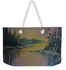 Water Scene 2a Weekender Tote Bag