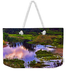 Water Scene Beauty 3 Weekender Tote Bag