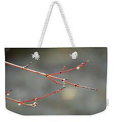 Water Sparkle Weekender Tote Bag