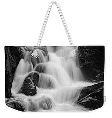 water stair close to the Heinrich Heine hiking way, Harz Weekender Tote Bag