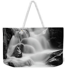 water stair in Ilsetal, Harz Weekender Tote Bag