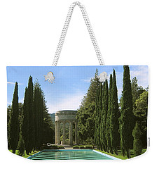 Water Temple And Pool - California Weekender Tote Bag