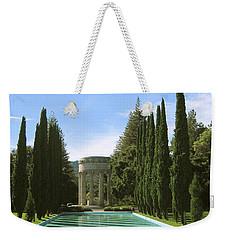 Water Temple And Pool - California Weekender Tote Bag