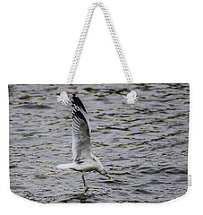 Water Tester Weekender Tote Bag by Ray Congrove