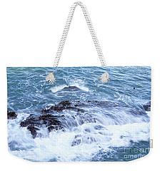 Water Turmoil Weekender Tote Bag