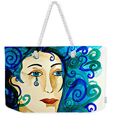 Water Warrior Weekender Tote Bag