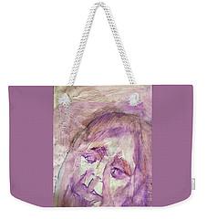 Water, Wind And Ice Weekender Tote Bag
