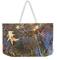 Water World 218 Weekender Tote Bag