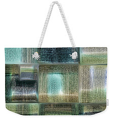 Watercolor 01 Weekender Tote Bag
