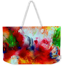 Watercolor Abstract Series G1015a Weekender Tote Bag