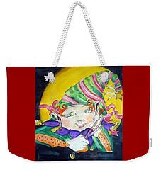 Elfin Artist Weekender Tote Bag
