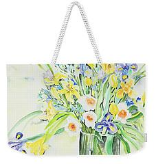 Watercolor Series 143 Weekender Tote Bag