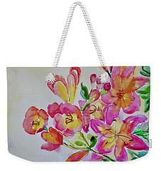 Watercolor Series No. 225 Weekender Tote Bag