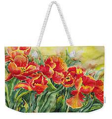 Watercolor Series No. 241 Weekender Tote Bag