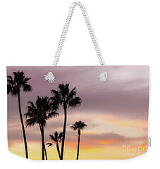Watercolor Sky Weekender Tote Bag by Ana V Ramirez