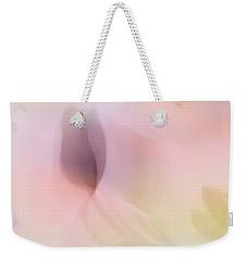 Watercolor Tulips Weekender Tote Bag