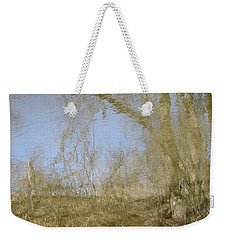 Water Colored Reflections Weekender Tote Bag