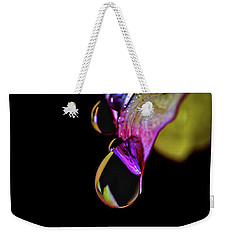 Watercolors Weekender Tote Bag by Mitch Shindelbower