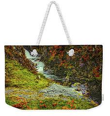 Waterfall 1 #g9 Weekender Tote Bag