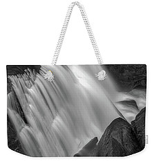 Waterfall 1577 Weekender Tote Bag by Chris McKenna
