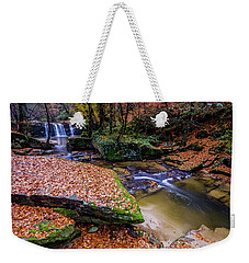 Waterfall-3 Weekender Tote Bag