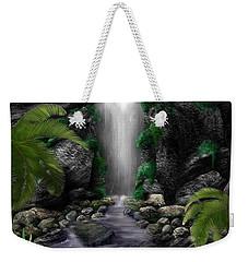 Waterfall Creek Weekender Tote Bag