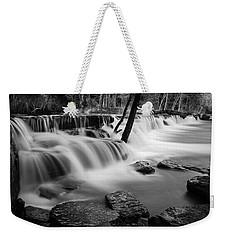 Waterfall Weekender Tote Bag by James Barber