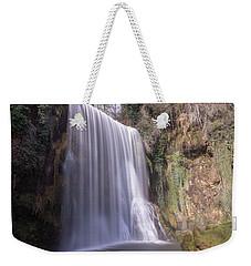 Waterfall With The Silk Effect Weekender Tote Bag