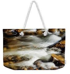 Waterflow Weekender Tote Bag