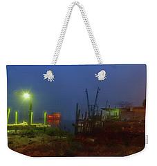 Waterfront Mystery Weekender Tote Bag