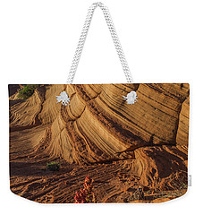 Waterhole Canyon Evening Solitude Weekender Tote Bag