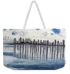 Water,ice,snow And More Weekender Tote Bag