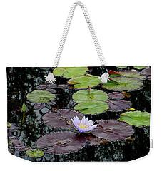 Waterlily - 001 Weekender Tote Bag