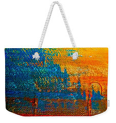 Waterloo Sunset Weekender Tote Bag