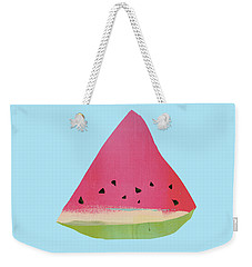Watermelon Weekender Tote Bag by Jacquie Gouveia
