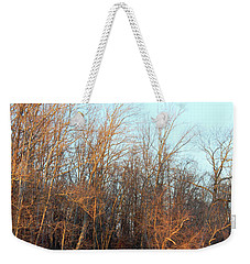 Weekender Tote Bag featuring the photograph Waters Edge 2 by Melinda Blackman