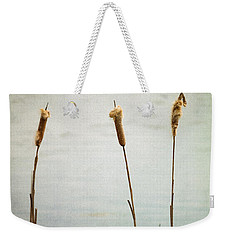 Weekender Tote Bag featuring the photograph Water's Edge No. 2 by Todd Blanchard