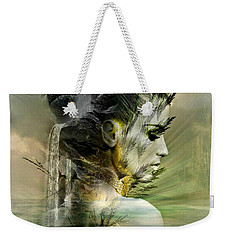 Waters Of The Whispered Sole Weekender Tote Bag