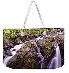 Waterstreaming Weekender Tote Bag