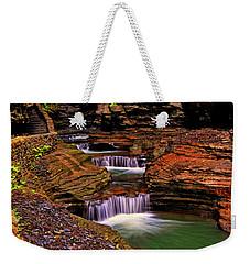 Watkins Glen State Park 014 Weekender Tote Bag