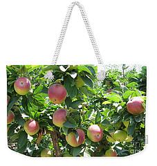 Watsonville Apples Weekender Tote Bag