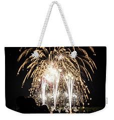 Waukesha Fireworks 06 Weekender Tote Bag