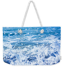Wave 3 Weekender Tote Bag by Randy Bayne