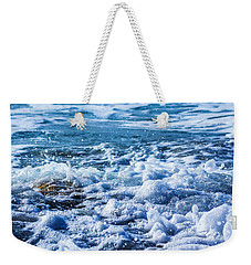 Wave 4 Weekender Tote Bag by Randy Bayne