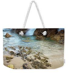 Wave Breaker  Weekender Tote Bag