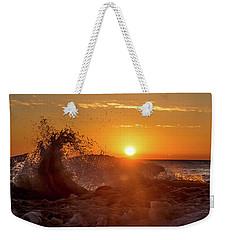 Wave Catcher Weekender Tote Bag