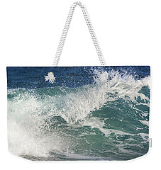 Wave Of Emotion Weekender Tote Bag