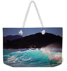 Wave Of Fantasy Weekender Tote Bag