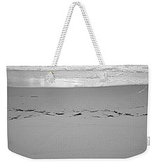 Wave Remarks Weekender Tote Bag