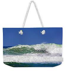 Wave Rolling To The Beach Weekender Tote Bag